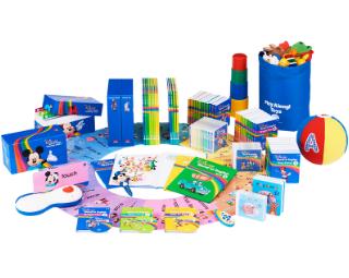 ディズニー英語システムの商品群