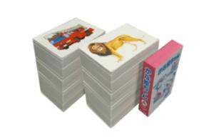 七田式フラッシュカード