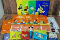 マジックペンセット ディズニー英語システム 買取